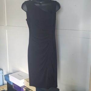 Stunning black cocktail dress. New.